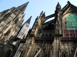 The cathedral in Cologne, home of Koelsch