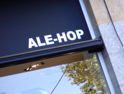 The Ale-hop shop