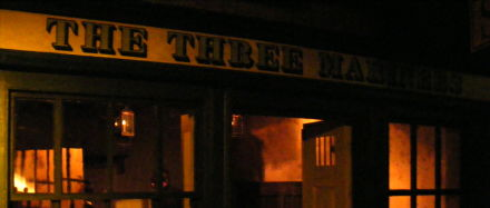 The Three Mariners pub