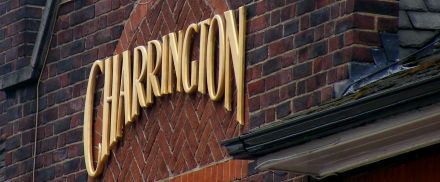 Charrington pub livery, Wapping