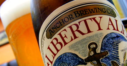 Anchor Brewery Liberty Ale