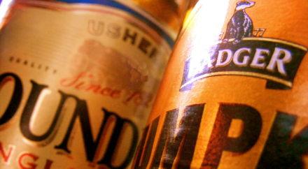 Some cornershop beers