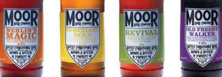 Moor beers, from their website