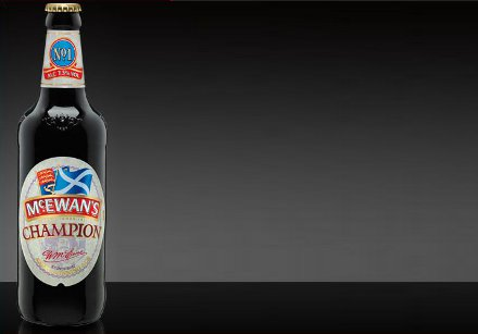 McEwan's Champion -- a Burton or Scottish Ale