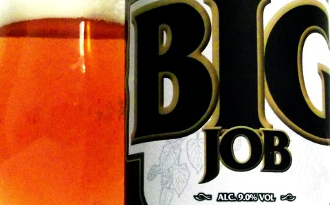 St Austell Big Job IPA.