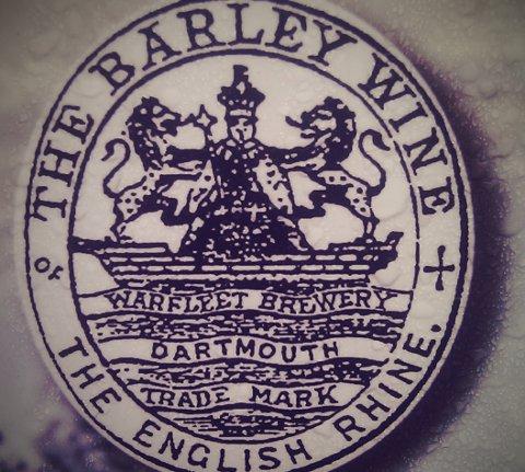 Warfleet Brewery -- the Barley Wine of the English Rhine