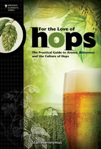 For the Love of Hops front cover.