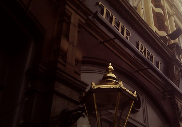 The Bell Pub, Walthamstow, East London.