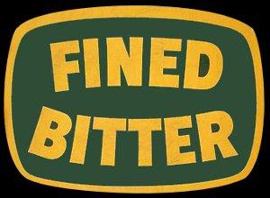 Watney Fined Bitter beer mat.