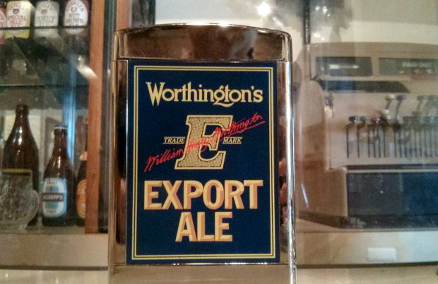 Worthington E Keg Beer