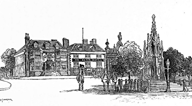 Gallery: Old Inns of Old England (1906)