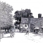 The White Hart, Godstone, Surrey.