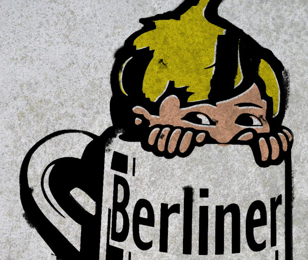 Berliner Kindl Weisse.