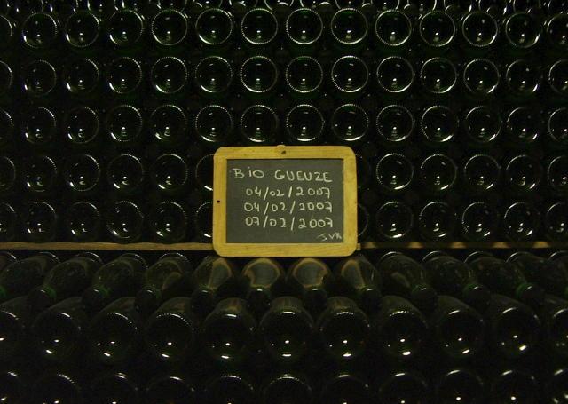 Cantillon Bio Gueuze, 2007.
