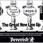 Devenish beer range relaunched, 1986.