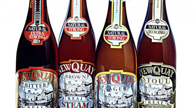 Newquay Steam: Cornwall's Own Beer
