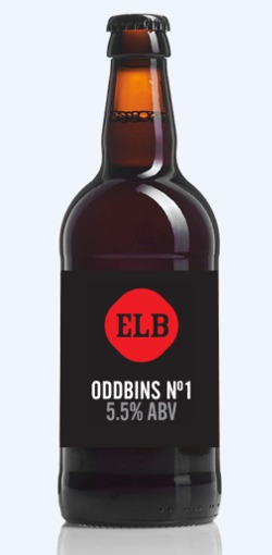 Oddbins own-brand craft beer.
