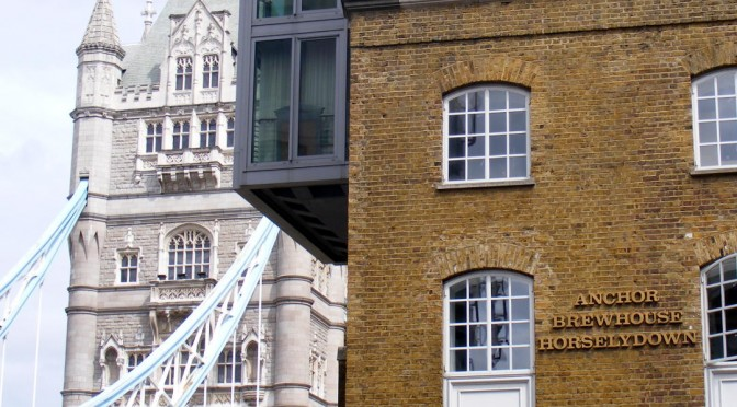 Southwark Pub Walk: a potted history