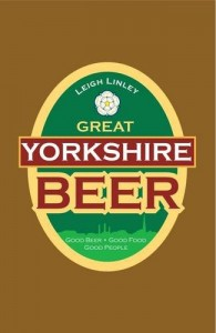 Great Yorkshire Beer.