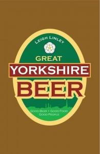 Great Yorkshire Beer.