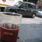 Beer in London
