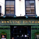 The Vine Inn, Manchester.