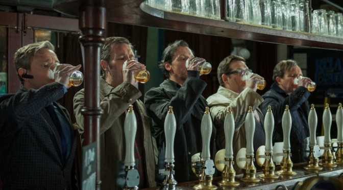 Film Review: The World's End