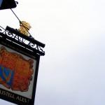 St Austell Pub Sign.