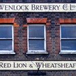 London pub: The Red Lion & Wheatsheaf, Deptford High Street. (No longer a pub.)