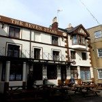 The Seven Stars, Falmouth, is 'An historic pub interior of national importance' according to CAMRA.