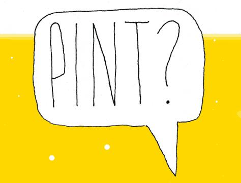 Pint? (illustration)