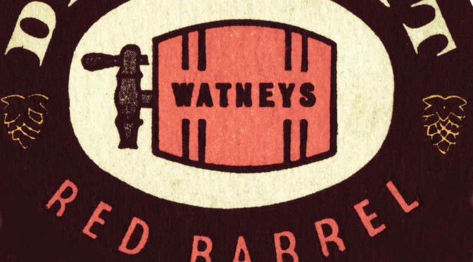 Cloning Watney's Red