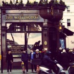 The Wellington, Aldwych.