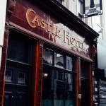 The Castle Hotel, Oldham Street, in the 'Northern Quarter'.