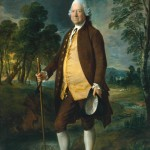 Benjamin Truman, grandson of the founder of Truman's, who expanded the brewery in the 18th century. This portrait is by Thomas Gainsborough and dates from around 1770.