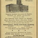 Berliner Rathskeller, 1896.