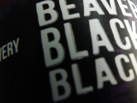 Beavertown Black Betty.
