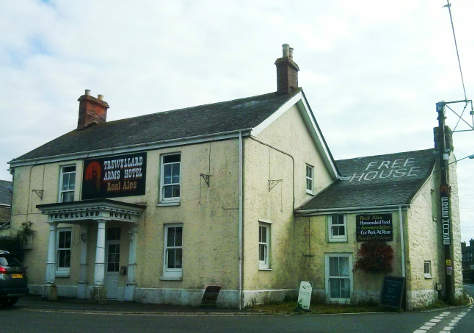 Trewellard Arms, Cornwall.