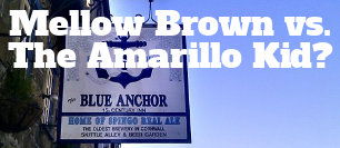 Mellow Brown vs. the Amarillo Kid?