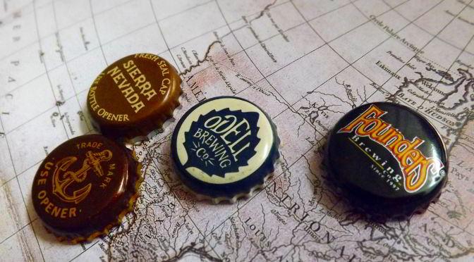 Porter Tasting: Batch 5 — U-S-A! U-S-A!