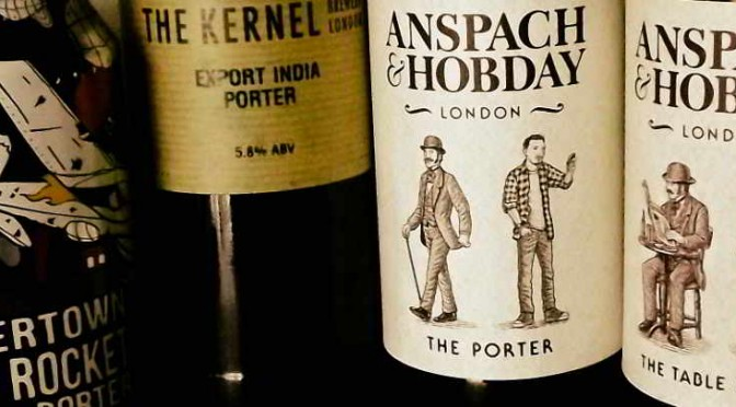 London craft porters.