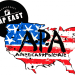 Tap East American Pale Ale.