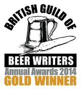 British Guild of Beer Writers Gold Tankard Winners