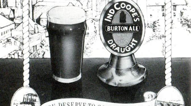 RIP Draught Burton Ale