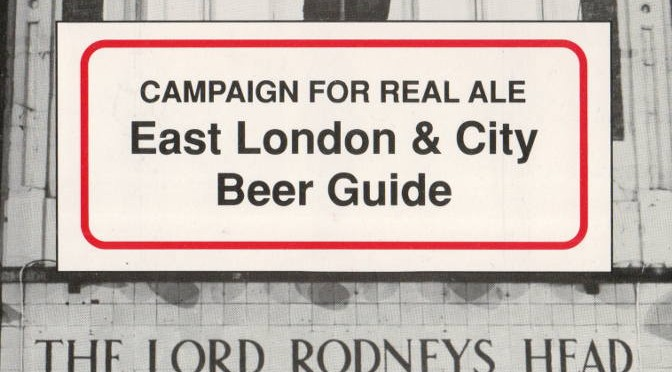 Pubs of London E17, 1991