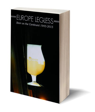 Europe Legless, an imaginary book.
