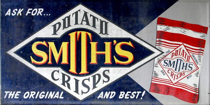 Smith's Crisps (via Wikimedia Commons)