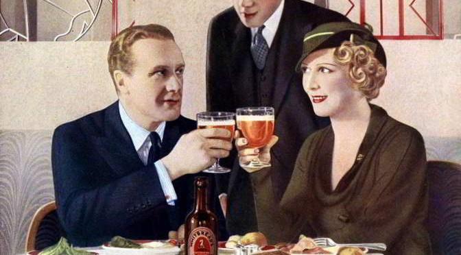 Bottle Parties, 1940s