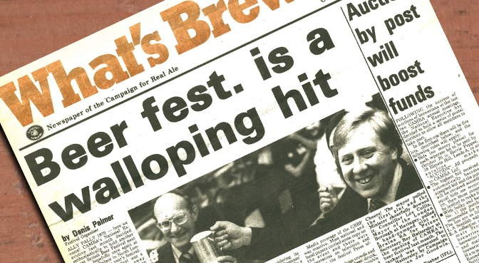 What's Brewing, October 1978.