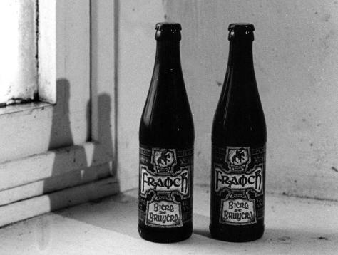 Fraoch bottles.